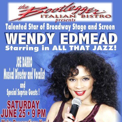 Wendy Edmead headlining in concert in Las Vegas, 2011