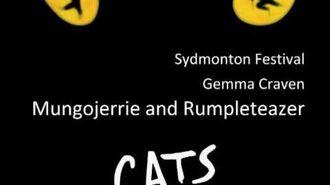 CATS - Gemma Craven - Mungojerrie and Rumpleteazer