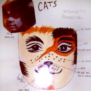 Carbucketty / Pouncival makeup