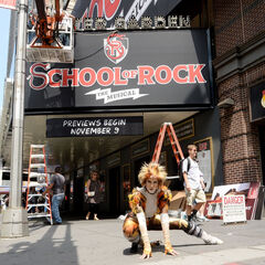 School of Rock Promotion July 2015