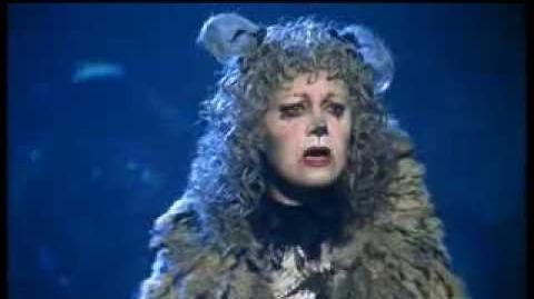 Memory - Elaine Paige Cats film 1997