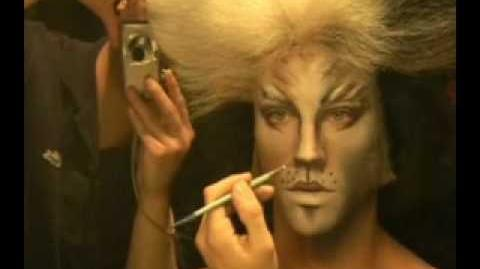 Make Up Demonstration with James Cooper
