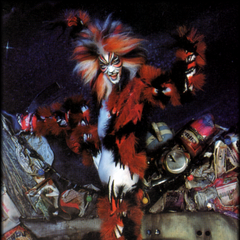 Alexander Riff as Macavity