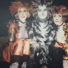 Bombalurina, Cats Movie 1998 (Behind the scenes)