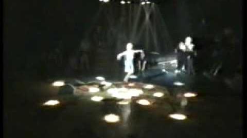 Mr. Mistoffelees - Thomas Paton London 1994 Rehearsal