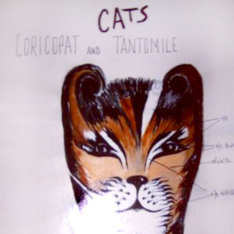 Makeup Design for Coricopat and Tantomile