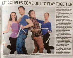 Australia 2015 Couples Article
