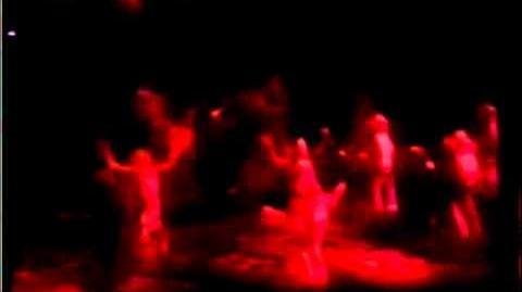 Jellicle Ball - UK Tour 1989