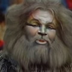 Ken Page as Old Deuteronomy, Broadway 1983