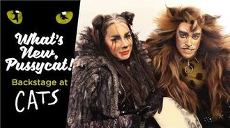 Episode 7 - What's New, Pussycat? Backstage at Broadway's CATS with Tyler Hanes