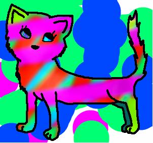 Random kitteh!!