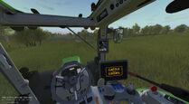 Cattle-and-crops deutz 7250 cabin cockpit day