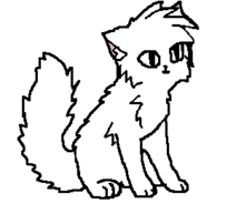 Модель кота ДЛШ