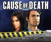 Cause of Death Cover