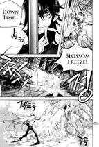 Blossom Freeze