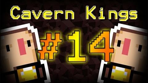 Let's Play Cavern Kings - Episode 14 Red Katana