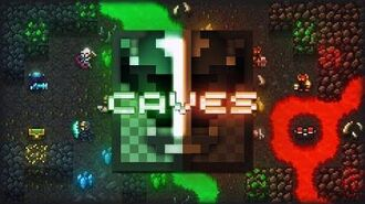 Caves (Roguelike) - Music video