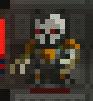 Бронированный скелет cr