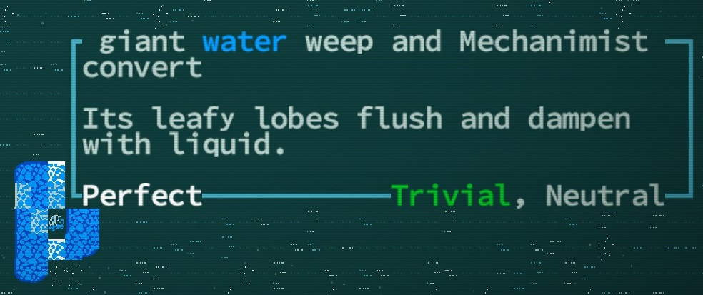 Caves Of Qud World Map.Weep Caves Of Qud Wiki Fandom Powered By Wikia