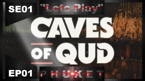 "Lets Play Caves Of Qud EP01 ""True Kin"""