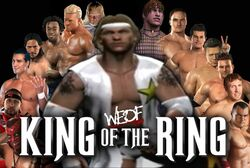 WEDF King of the Ring