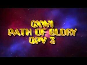 CXWI Path of Glory 3 (logo)