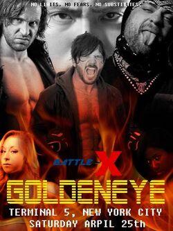 Battle-X Goldeneye