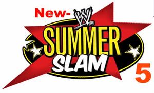 New-WWE Summerslam 5