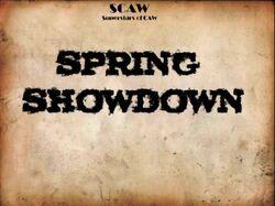 SpringShowdown2K13