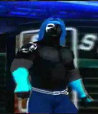 Suspect Blue Profile