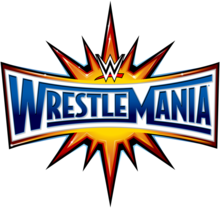 WrestleMania 33 - Logo