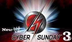 New-WWE Cyber Sunday 3