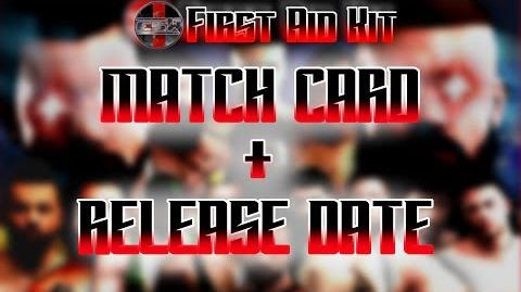 ESW First Aid Kit - Match Card Release Date!