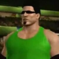 Matt Mayhem New-WWE