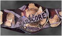 UFW Hardcore Championship