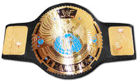 WWF Championship 1998 - 2002