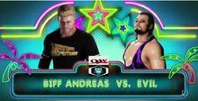 Biff vs EVIL