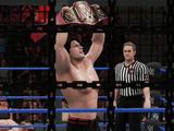 New-WWE Elimination Chamber 9