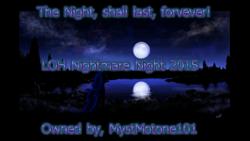 LOH Nightmare Night