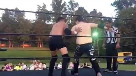 OTCW Proving Ground Dylan O'Connell Vs. Vic Ramón