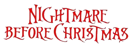 Image - Nightmare Before Christmas Logo.png | CAW Wrestling Wiki ...