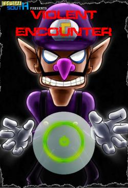 Violent Encounter Poster