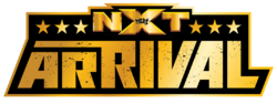 NXT Arrival Logo