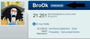 Usuari BroOk One Piece Català Wiki