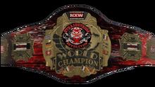 Straight Edge Revolution Championship v2