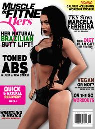 Marcela Muscle & Fitness