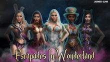 Escapades in Wonderland