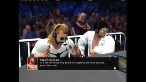 CAW- Global Wrestling 5