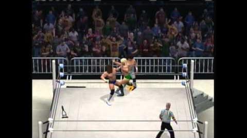 CAW-Global Wrestling Ep 8