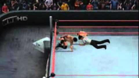 V-WWE & V-ECW Royal Rumble 2011 (Part 1)